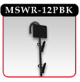 Metal Merchandising Strip - MSWR-12PBK