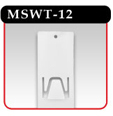 Plastic Merchandising Strip - MSWT-12
