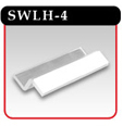 Adhesive Backed Slatwall Conector