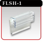 "Flush Mount Sign Holder - 1""L -#FLSH-1"