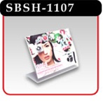 Slant-Back Sign Holder -#SBSH-1107