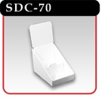 Two Tier CD Display - #SDC-70