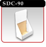 Single Tier CD Display -#SDC-90