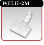 Wire Fixture Label Holder - #WFLH-2M