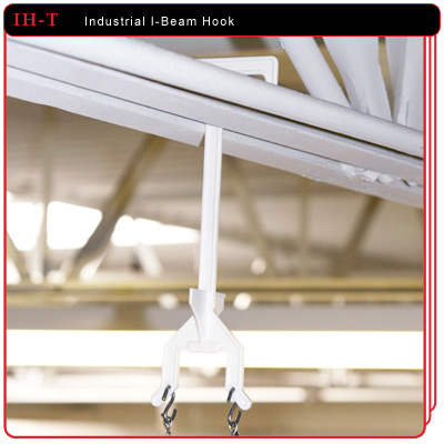 Industrial I-Beam Hook
