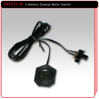 2-Battery Display Motor Switch