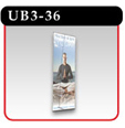 Single Sided - Ultra UB Banner Display Stand