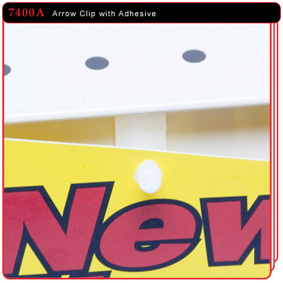 Arrow Clip - With Adhesive