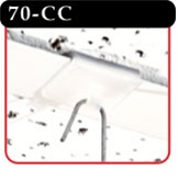 Drop Ceiling Clip -#70CC