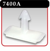 Arrow Clip with Adhesive -#7400A