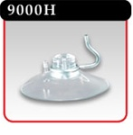 "Suction Cup w/Hook - 1-3/4"" Dia. -#9000H"