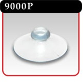 "Suction Cup/Plain - 1-3/4"" Dia. -#9000P"