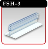 "Flexible Sign Holder - 3""L -#FSH-3"
