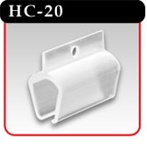 Clamping Banner Hanger Mounting Clip-#HC-20