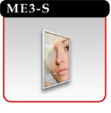 "Snap Frame 11"" x 14"" - Silver -#ME3-S"