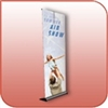 "Mercury Retractable Banner Stand - 24"" -#RY3-B"