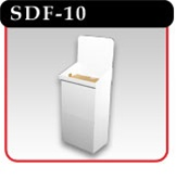 Single Tray Display -#SDF-10