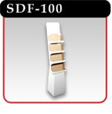 Four Shelf Floor Display -#SDF-100