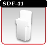 Small Bin Corrugated Display -#SDF-40