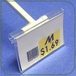 Wire Hook Label Holder #WFDH-2C