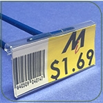 Wire Hook Label Holder #WFDH-3C