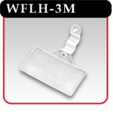 Wire Fixture Label Holder - WFLH-3M
